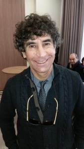 Lo scultore Giampaolo Talani