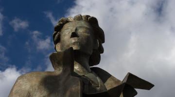La scultura di Giampaolo Talani, Partenza