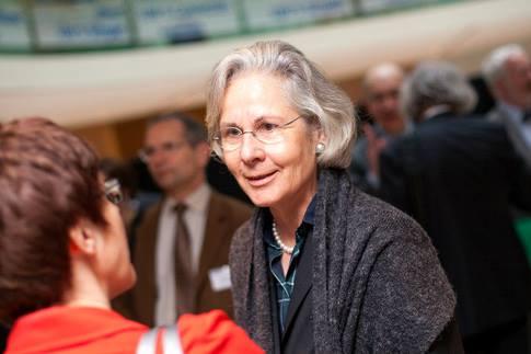 L'ambasciatrice tedesca in Italia Susanne Wasum-Rainer