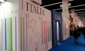 L'Italia alla Buchmesse © il Deutsch-Italia