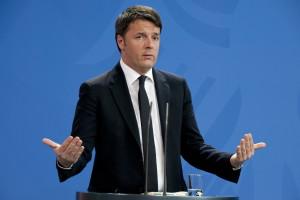 Matteo Renzi © Emilio Esbardo per il Deutsch-Italia