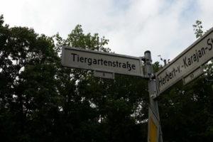 Tiergartenstrasse © il Deutsch-Italia