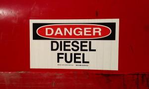Danger Diesel Fuel.MarkBuckawicki-©-CC-BY-SA-2.0
