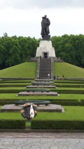 Il Memoriale al Treptower Park di Berlino