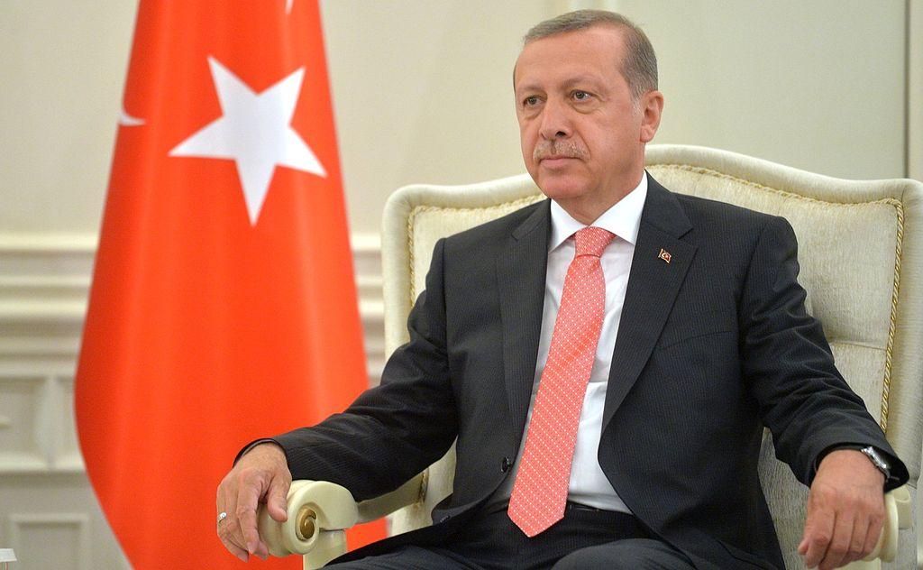 Recep Tayyip Erdoğan © Kremlin.ru