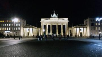 La porta di Brandeburgo oggi © il Deutsch-Italia