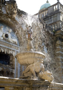 Fontana galatea © Claudio Lepri