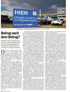 L'articolo dello Spiegel