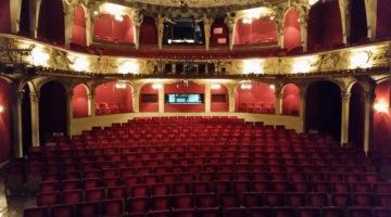 Il palcoscenico del BE © il Deutsch-Italia