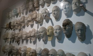 Il museo interno del BE © il Deutsch-Italia