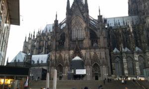 Colonia - La cattedrale