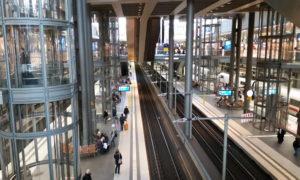 Hauptbahnhof Berlin © il Deutsch-Italia
