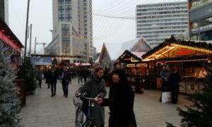 Weihnachtsmarkt © il Deutsch-Italia