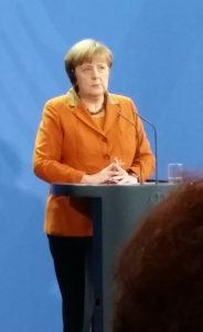 Angela Merkel © il Deutsch-Italia