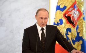 Vladimir Putin © Kremlin.ru