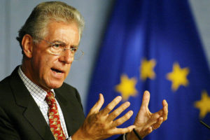 Mario Monti © CC BY-SA 2.0 danacreilly
