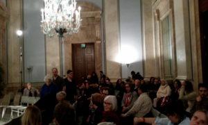 Un evento presso l'Ambasciata d'Italia a Berlino © il Deutsch-Italia