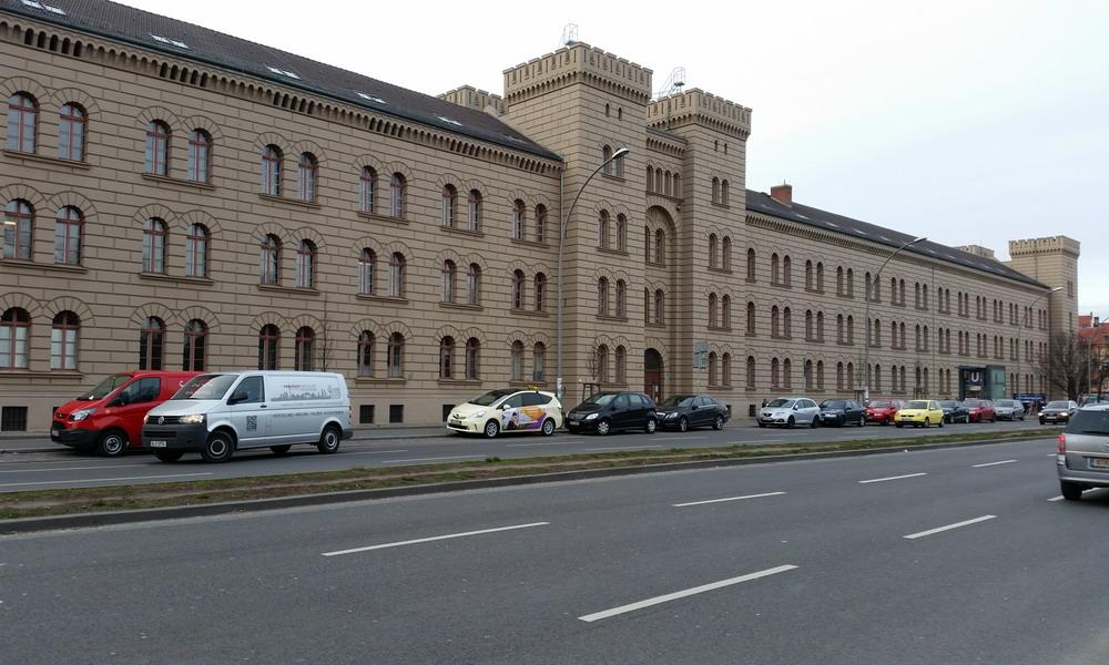 Finanzamt Kreuzberg © il Deutsch-Italia