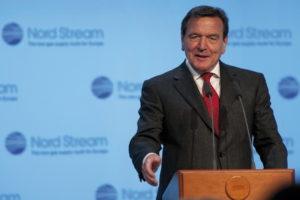 Gerhard Schröder © Nord Stream