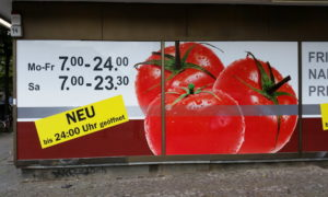 Supermercati tedeschi © il Deutsch-Italia