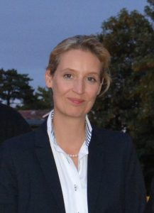Alice Weidel © CC BY-SA 3.0 Magister