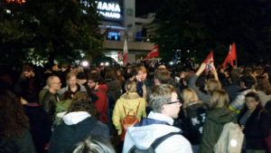 Manifestazioni anti AfD © il Deutsch-Italia