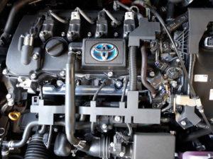 Auto ibrida Toyota © il Deutsch-Italia