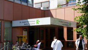 Un ospedale © il Deutsch-Italia