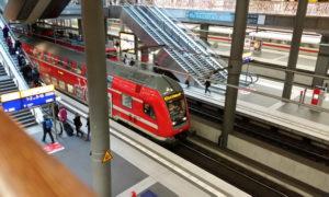 Stazione © il Deutsch-Italia