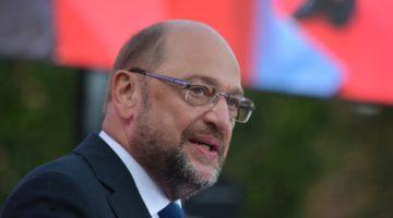 Martin Schulz, ex segretario e presidente dell'Spd