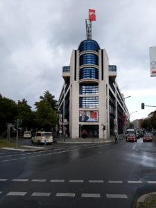 La sede della SPD a Berlino © il Deutsch-Italia