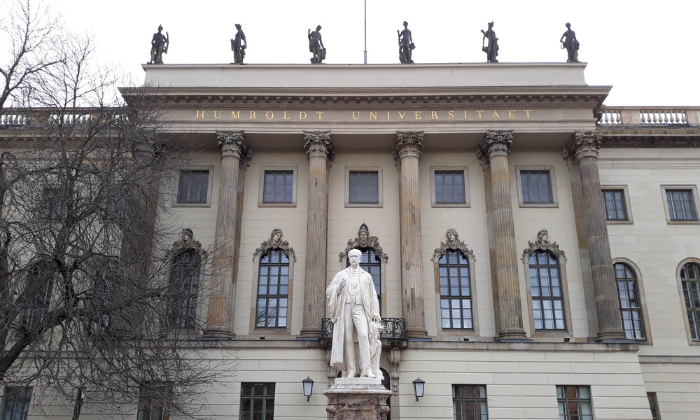 La Umboldt Universität di Berlino © il Deutsch-Italia