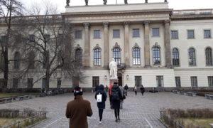 La Humboldt Universität di Berlino © il Deutsch-Italia