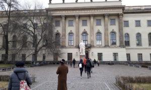 La Umboldt Universität di Berlino © il Deutsch-Italia