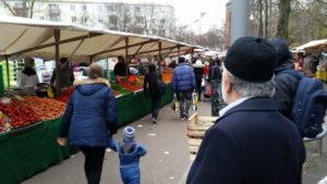 Mercato turco a Berlino