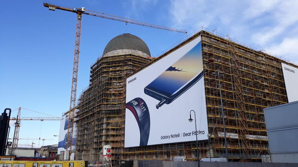 Il nuovo castello di Berlino © il Deutsch-Italia