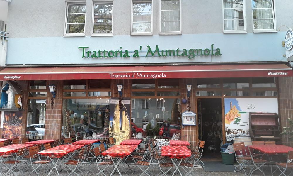 Trattoria 'a Muntagnola © il Deutsch-Italia