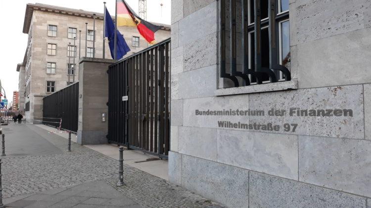 Il ministero delle Finanze a Berlino © il Deutsch-Italia