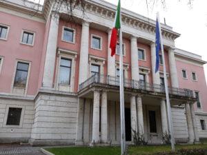 L'Ambasciata d'Italia a Berlino © il Deutsch-Italia