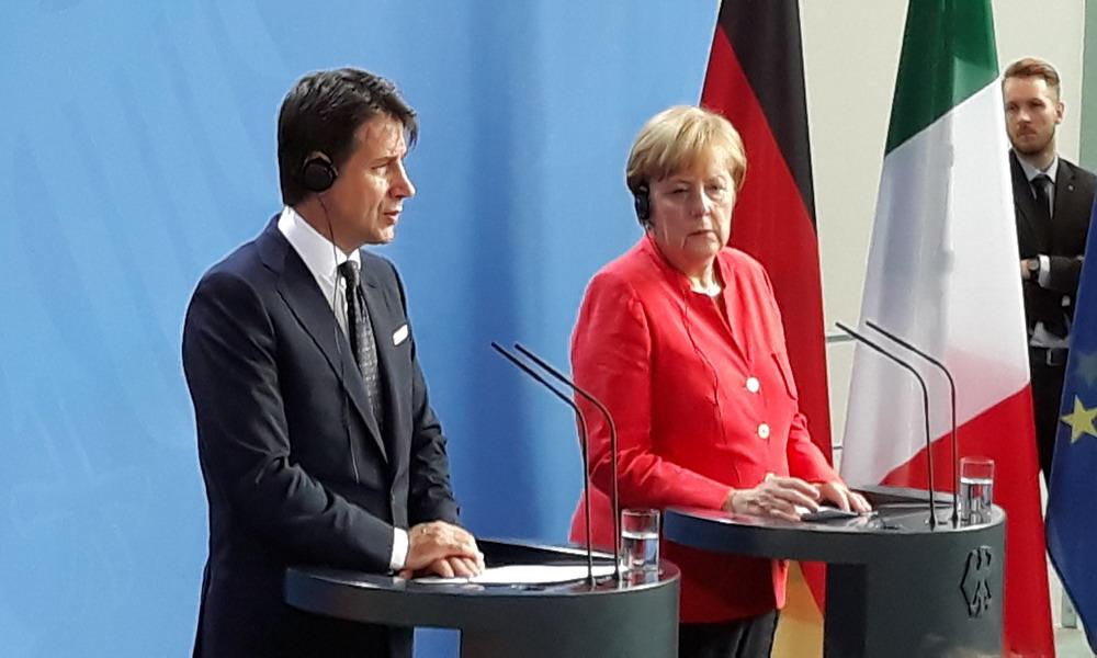 Un incontro pieno di aspettative il deutsch italia - Anna russo immobiliare ...