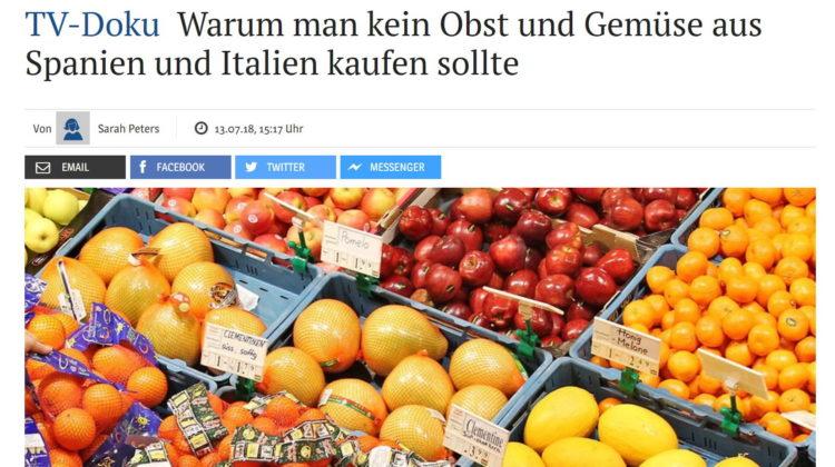 © BZ Obst und Gemüse