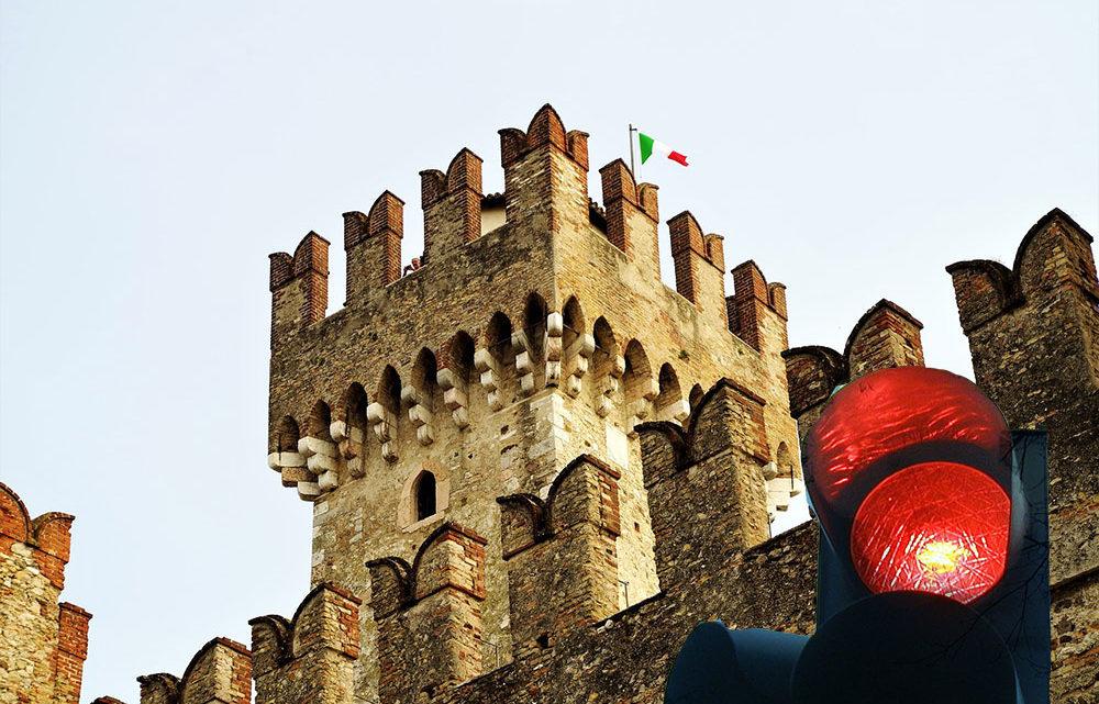 Castelli e semafori © il Deutsch-Italia