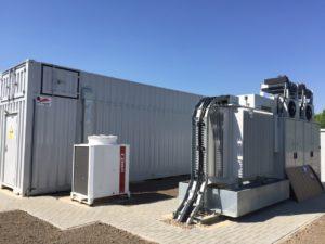 © Enel Green Power Cremzow Brandeburgo (in fase di realizzazione)