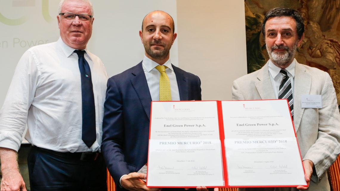Premio Mercurio 2018