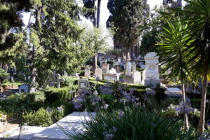 Cimitero acattolico Roma © il Deutsch-Italia
