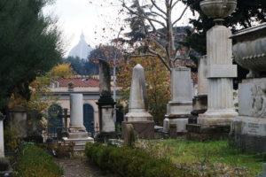 Cimitero degli inglesi a Firenze© Barbara de Mars
