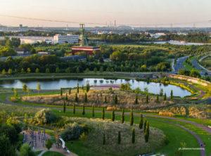 Krupp Park © Johannes Kassenberg per LAND