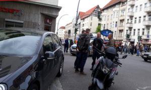 Controlli di polizia a Neukölln © il Deutsch-Italia
