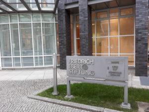 La Friedrich-Ebert Stiftung © il Deutsch-Italia
