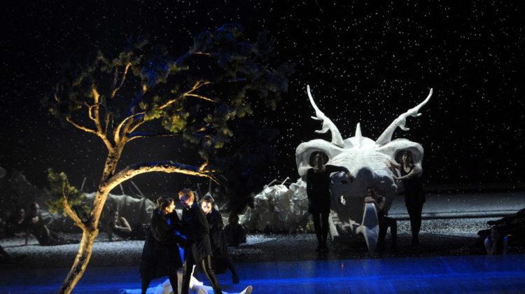 Zauberfloete Deutsche Oper © Bettina Stöß